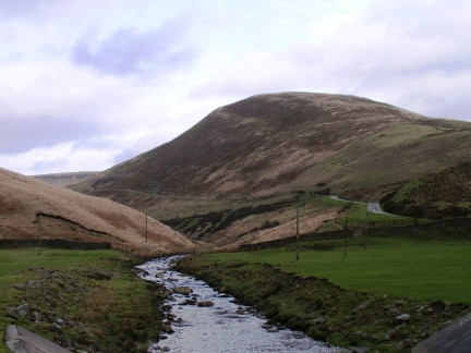 The River Brennand and Middle Knoll