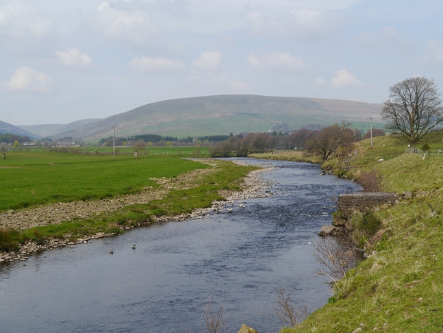 The River Hodder