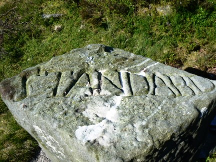 The Standard on Burn Moor