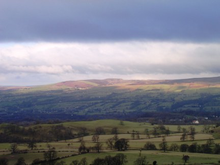 Waddington Fell