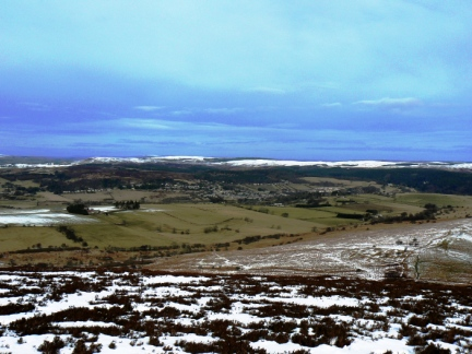 Rothbury from The Beacon