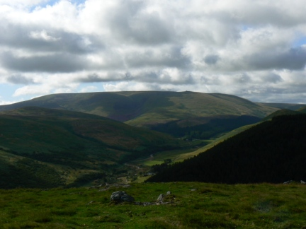 The Cheviot from Great Hetha