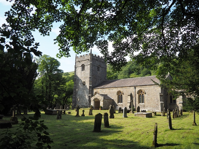 St Oswald's Church in Arncliffe