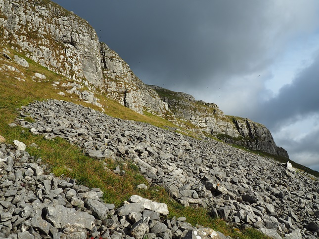 Another view of Attermire Scar