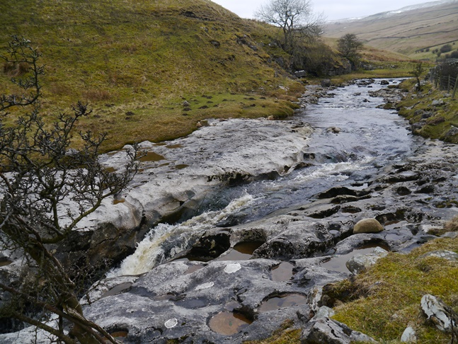 A Strid-like moment on Bardale Beck