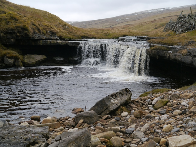 A nice waterfall on Bardale Beck