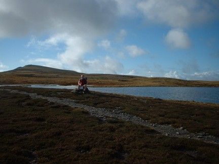 Whernside Tarns