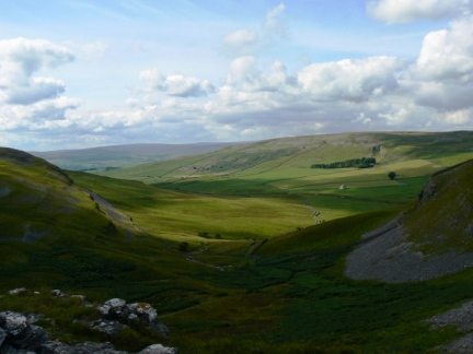 Crummackdale - one of the lesser known of the Yorkshire Dales