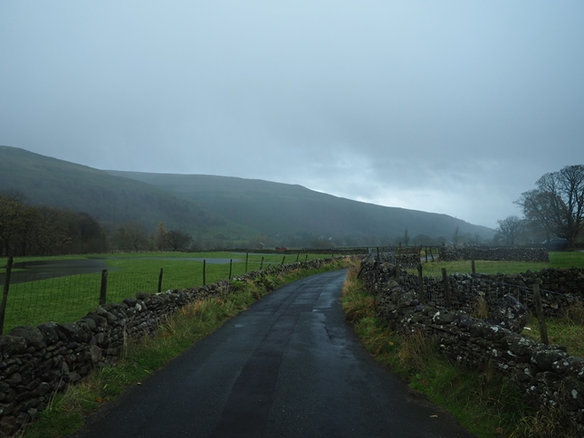 Dubb's Lane between Hubberholme and Buckden