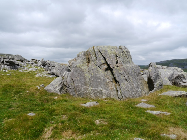 Another example of a Norber Erratic