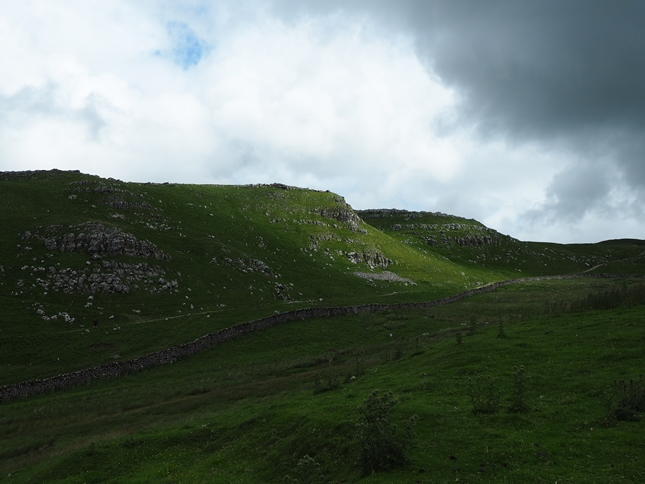 A patch of sunshine on Great Scar