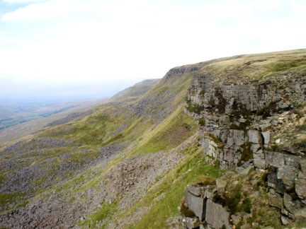 Hangingstone Scar