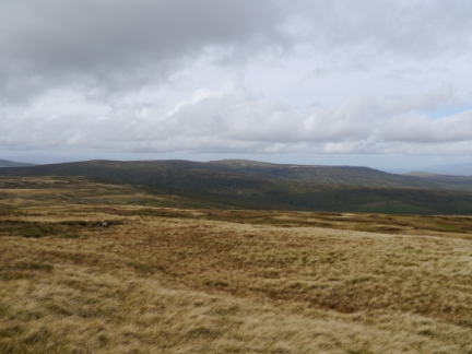 High Seat from Great Shunner Fell