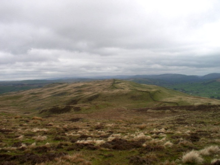Looking back at Holme Knott