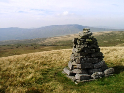 Lady's Pillar on Hugh Seat