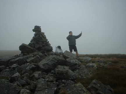 Matt on Archy Styrigg