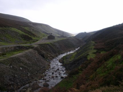 Another view of Old Gang Beck