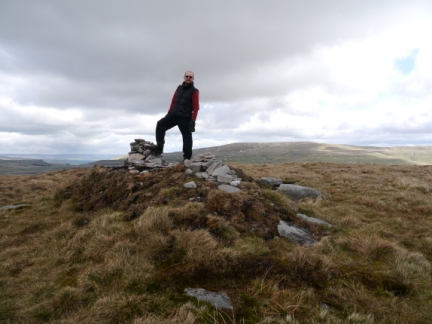 On the top of Birks Fell