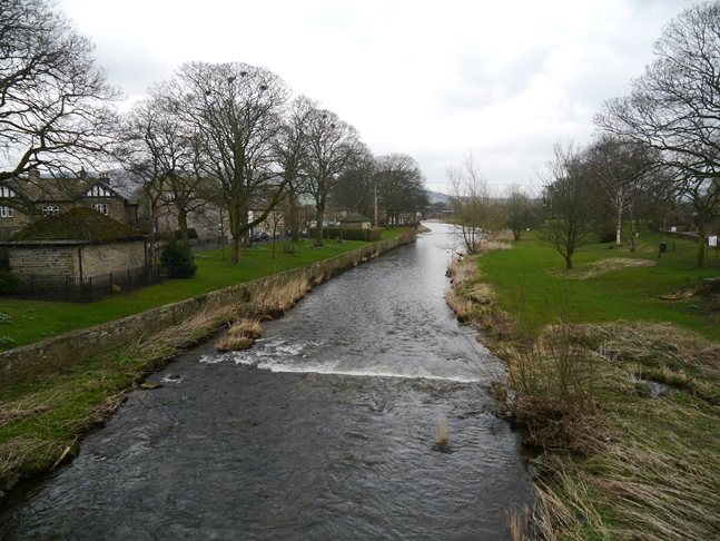 The River Aire at Gargrave