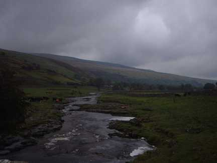 The River Skirfare in Littondale