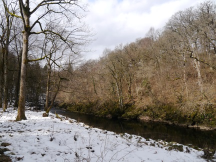 Another view of the Wharfe