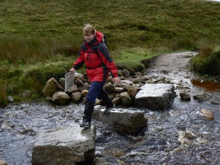 Safely navigating the stepping stones