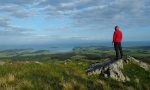 On the top of Bengairn