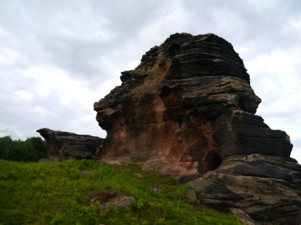 One of the Spofforth Pinnacles