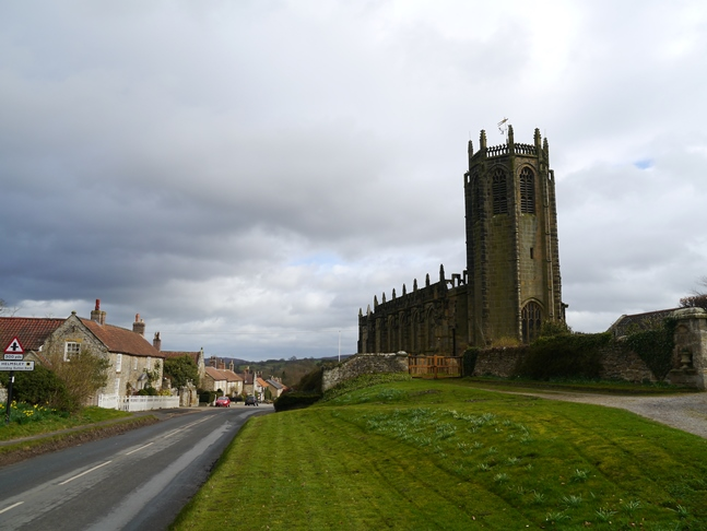 St Michael's Church, Coxwold