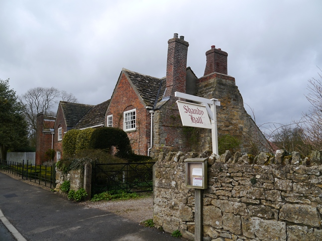 Shandy Hall, once home to the author Laurence Sterne
