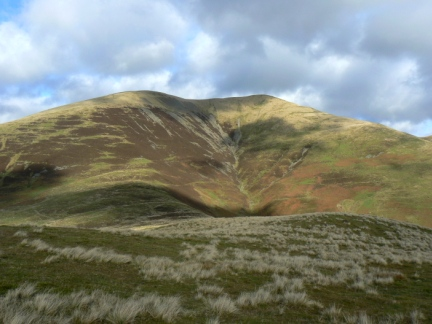 Fell Head from Brown Moor