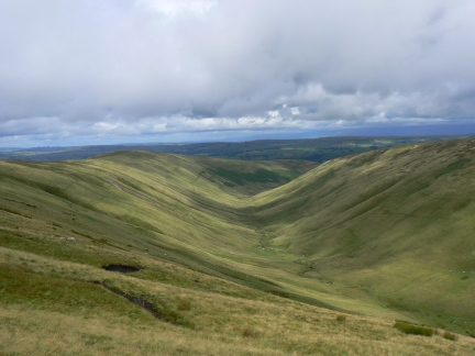 Uldale from Uldale Head
