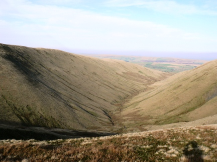 Weasdale from Randygill Top