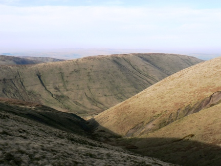 West Fell from Randygill Top