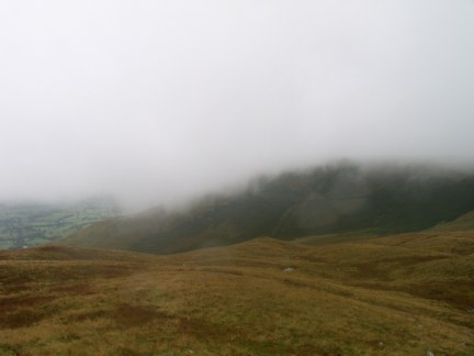 Winder in the clouds