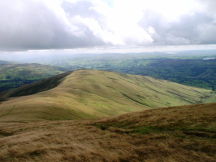 Winder from Arant Haw