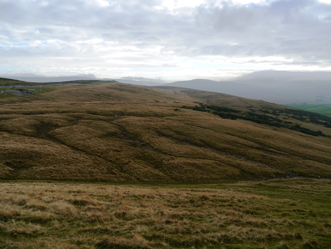 Ash Fell Edge and Windy Hill
