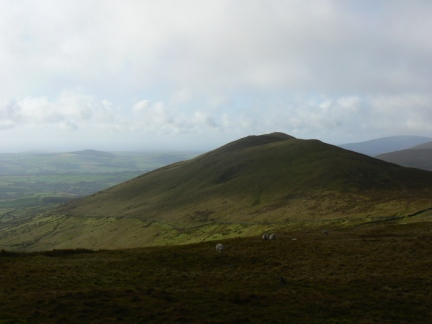 Carraghan from Beinn-y-Phott