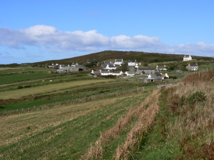 Cregneash and Mull Hill