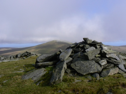 The top of Beinn-y-Phott