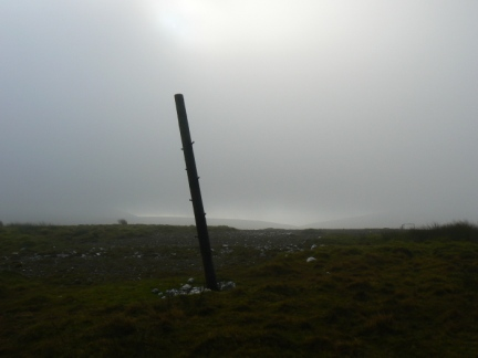 The top of Sartfell