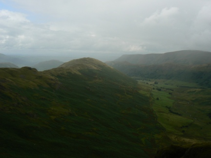 Beda Fell and Bannerdale