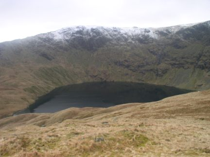 Blea Water and Mardale Ill Bell