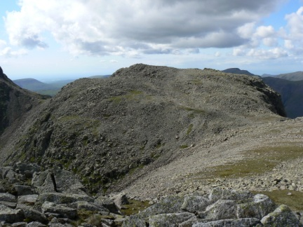 Broad Crag from Ill Crag