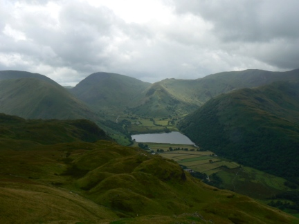 Brothers Water and the Hartsop valley