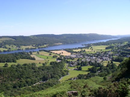 Coniston and Coniston Water