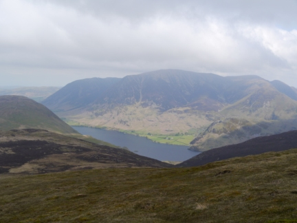 Crummock Water from Starling Dodd