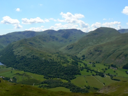 Deepdale from Angletarn Pikes