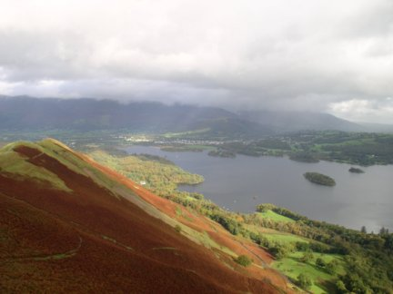 Derwent Water and Skelgill Bank