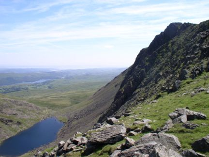 Dow Crag and Goat's Water